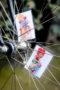 Картинки для велосипеда Spoke Cards