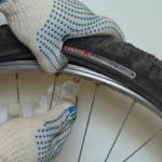 Все об износе велосипедных шин