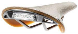 Не кожаное седло Brooks