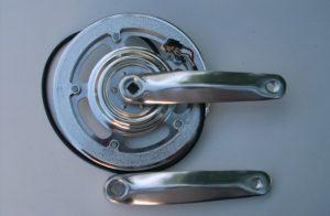 Система управления мотор колесом pedelec