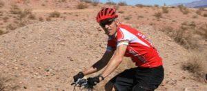 Как велосипедисту сохранять форму