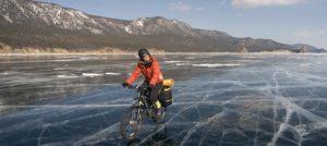 Где можно ездить зимой на велосипеде?