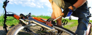 Давление шин горного велосипеда