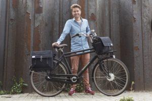 Сумки из Голландии New Looxs велосипедистам