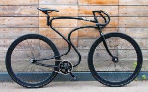 Велосипед Sync с оригинальным дизайном