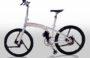 Велосипедное колесо с амортизатором внутри