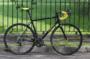 Велосипед из титана для городской езды