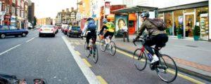 Как обеспечить безопасную езду на велосипеде