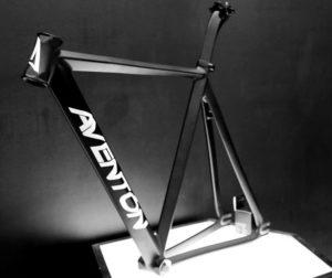 Рама для велосипеда с бриллиантовыми гранями