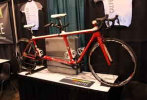 Велосипед тандем трансформер от Calfee Design