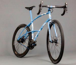 Красивый велосипед гибрид Fairwheel Bikes