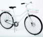 Ремень вместо цепи в велосипеде Sladda