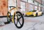 Lamborghini в велосипеде круизере VIKS GT